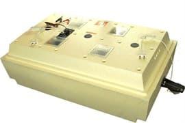 Инкубатор Золушка 98 яиц, автопереворот,220/12В, цифровой терм., гигрометр